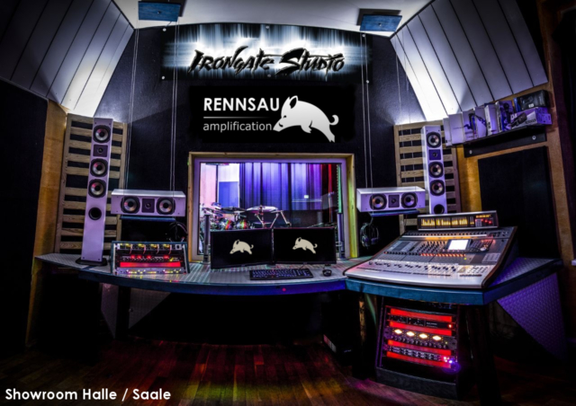Studio Halle Showroom