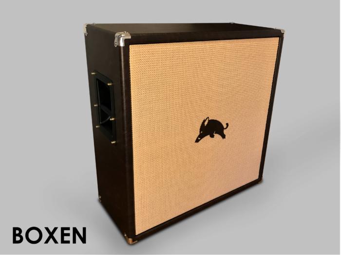Rennsau LSP412 Lautsprecher Cabinet